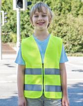 Safety Vest for Kids with Zipper EN1150
